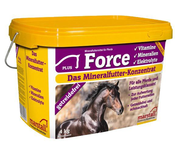 Force, Multivital-Konzentrat